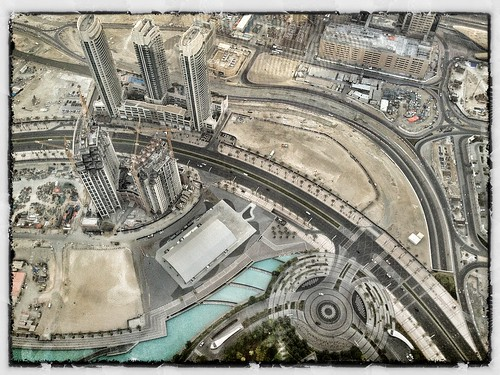 View from the 122nd floor | by @michaelambjorn