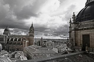 Salamanca desde arriba | by adesarmiento
