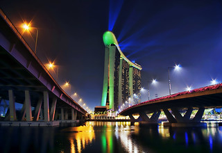 Marina Bay Sands | by ash-s