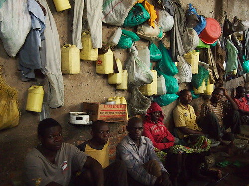 Poor living conditions | by Oxfam East Africa