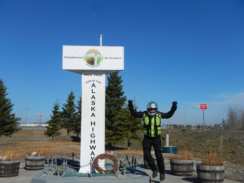 Everyday for 7 Weeks - Day 14 - Tok to Fairbanks | by chrisluhman