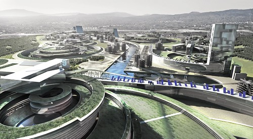 Guangming Smartcity, China | by UCL News