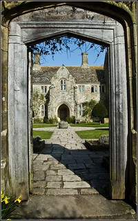 Gateway at Nymans Gardens (NT)