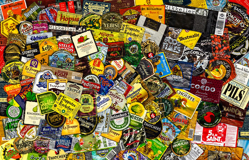 Beer Labels | by Jeric Santiago