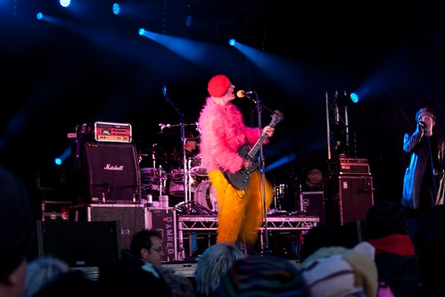 Captain Sensible and the Damned | by deargdoom57