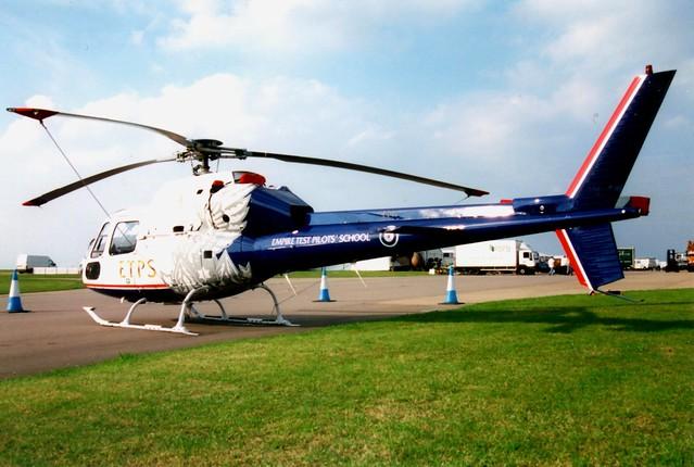 ZJ635 RIAT Cottesmore 25 July 2001