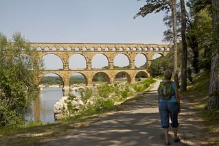 Top 10 des ballades autour du Pont du Gard - cover