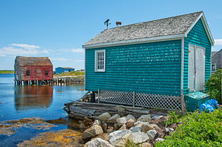 Boathouses | by deanbouchard