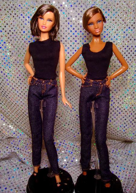 Barbie Basics 2.0 No. 2 & 8 #1