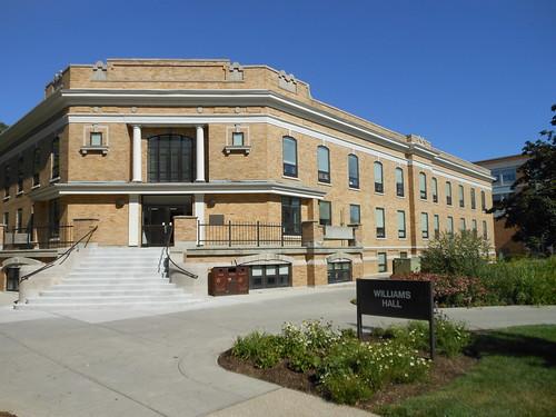072112 BGSU- Williams Hall