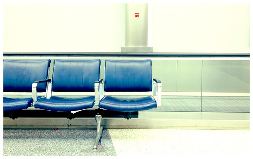 George Bush Intercontinental Airport (IAH) Chairs | by derekskey