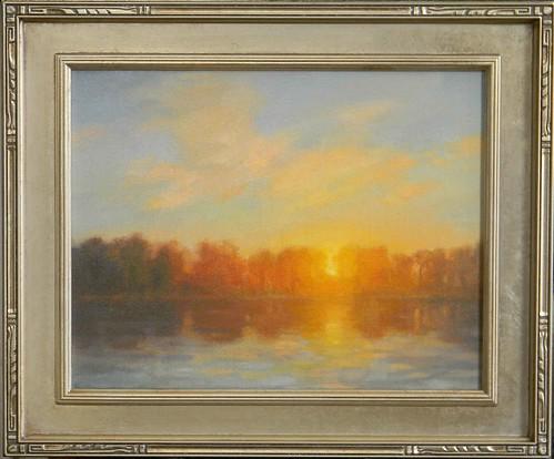 Louisiana Sunset- SOLD