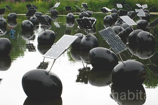 Eindhoven's Floating Solar Panel Installation | by Inhabitat