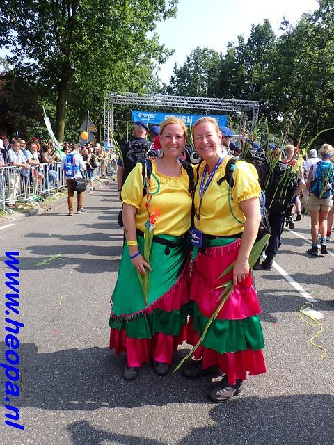 2016-07-22   4e     dag Nijmegen      40 Km   (216)