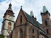 Hradec Králové – Bílá věž a katedrála, foto: Petr Nejedlý