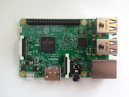 Raspberry Pi 3 | by bohumir.zamecnik