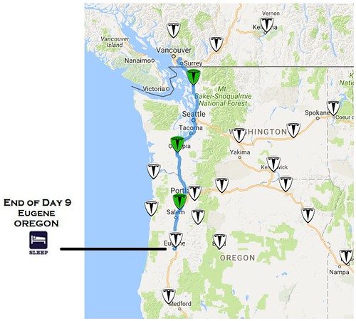 2016_Day9_Vancouver to Eugene   by dennis_p