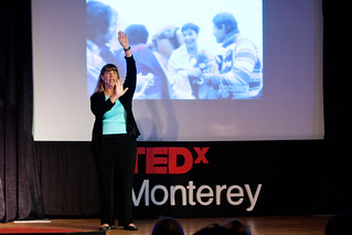 Lynne Cox - Swimming on stage | by TEDxMonterey