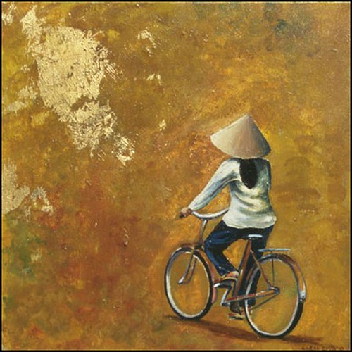 Bishop,  Sarah (Australian, contemporary) -  Passing By -     2000