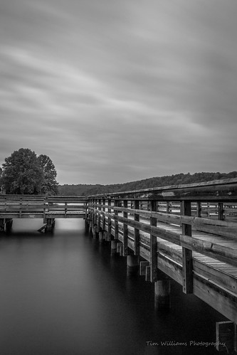 wood trees lake water virginia dock nikon long exposure unitedstates radford claytor