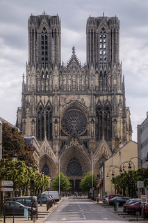 Our Lady of Rheims Cathedral | by Wolfgang Staudt