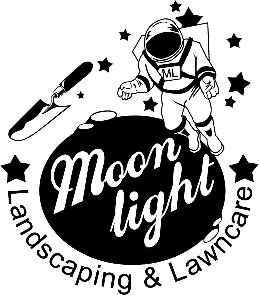 Moonlight Landscaping Logo Design Logo Design Ideas For Lo Flickr