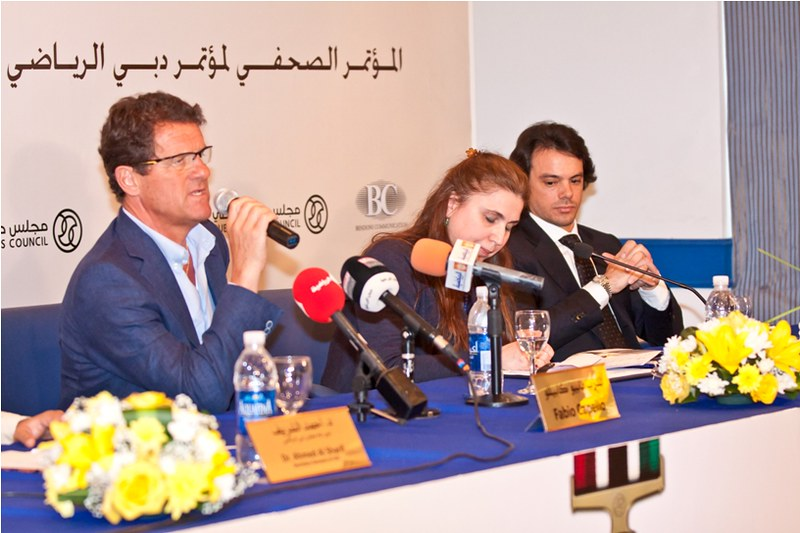 Globe Soccer 4th Edition Press Conference