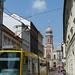 Velká synagoga z Prešovské ulice, foto: Petr Nejedlý