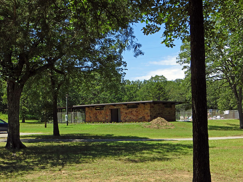 Osage Hills Swimming Pool   by gmeador