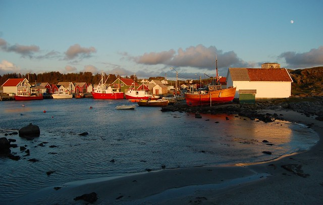 Ølberg harbour ⚓