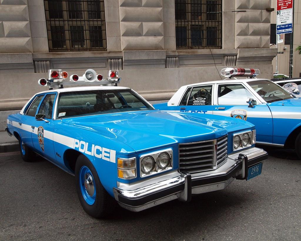 1976 Pontiac Catalina NYPD Police Patrol Car | 12th Annual V… | Flickr