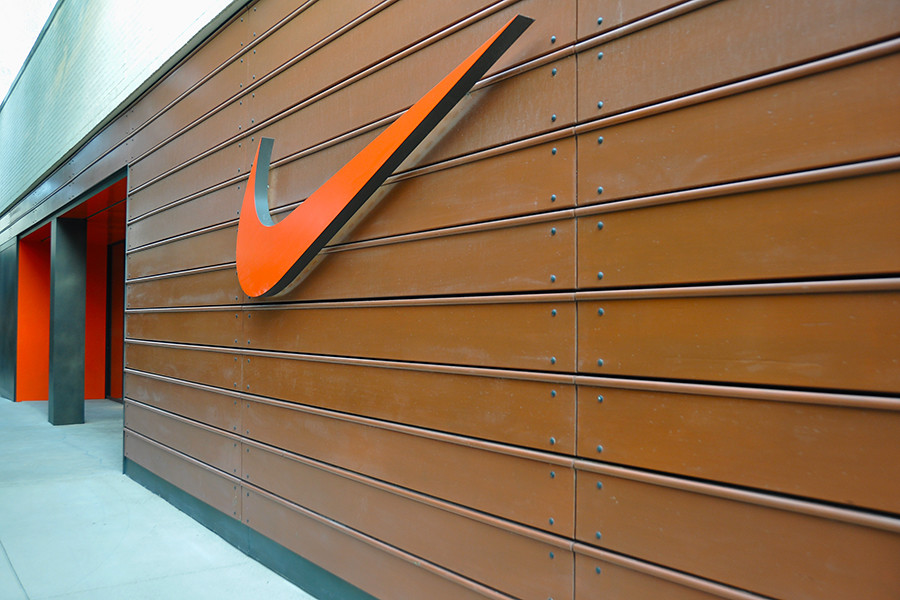 nike store north park