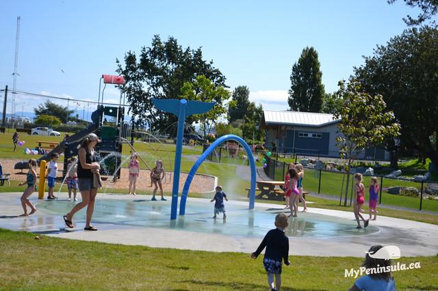 Iroquois Park Sidney BC