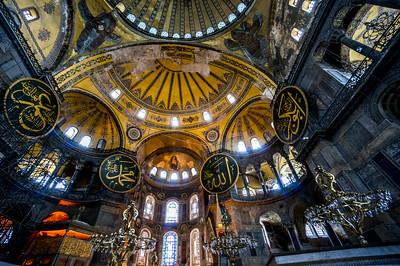 Hagia Sophia Museum-İstanbul