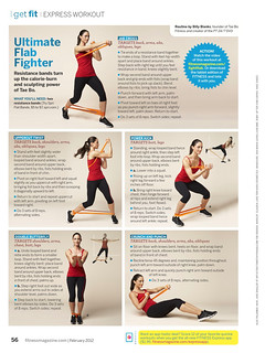 Kara Fitness Magazine February 2012 | by kara.liotta