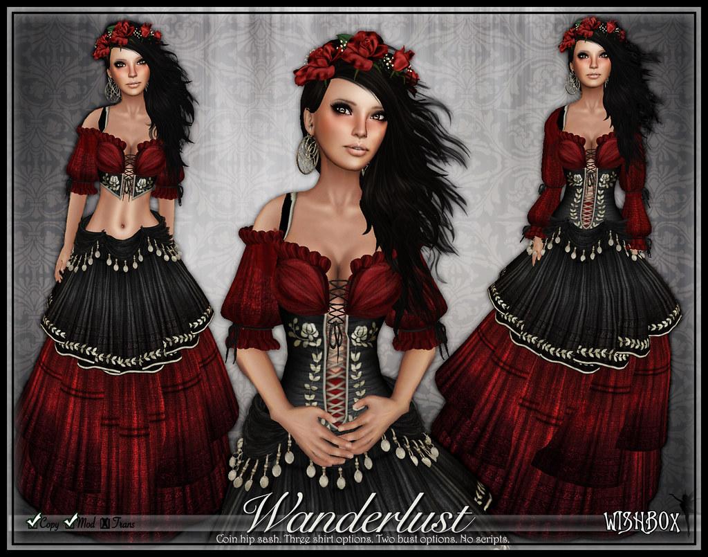 Wanderlust (Gothic Rose)