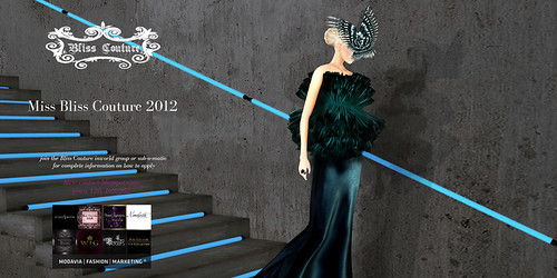 Miss Bliss Couture 2012. Third Phase, May