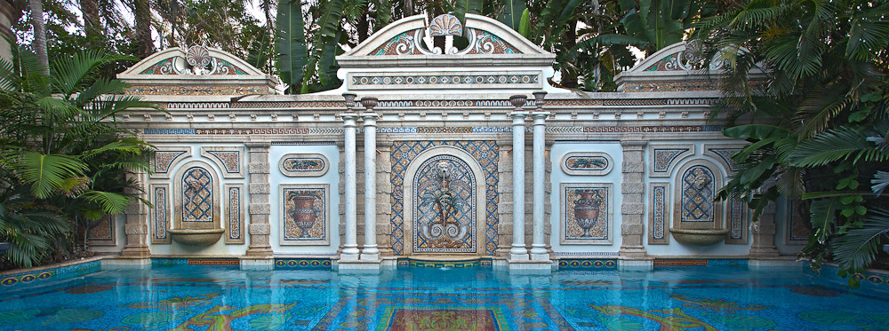 Versace Pool