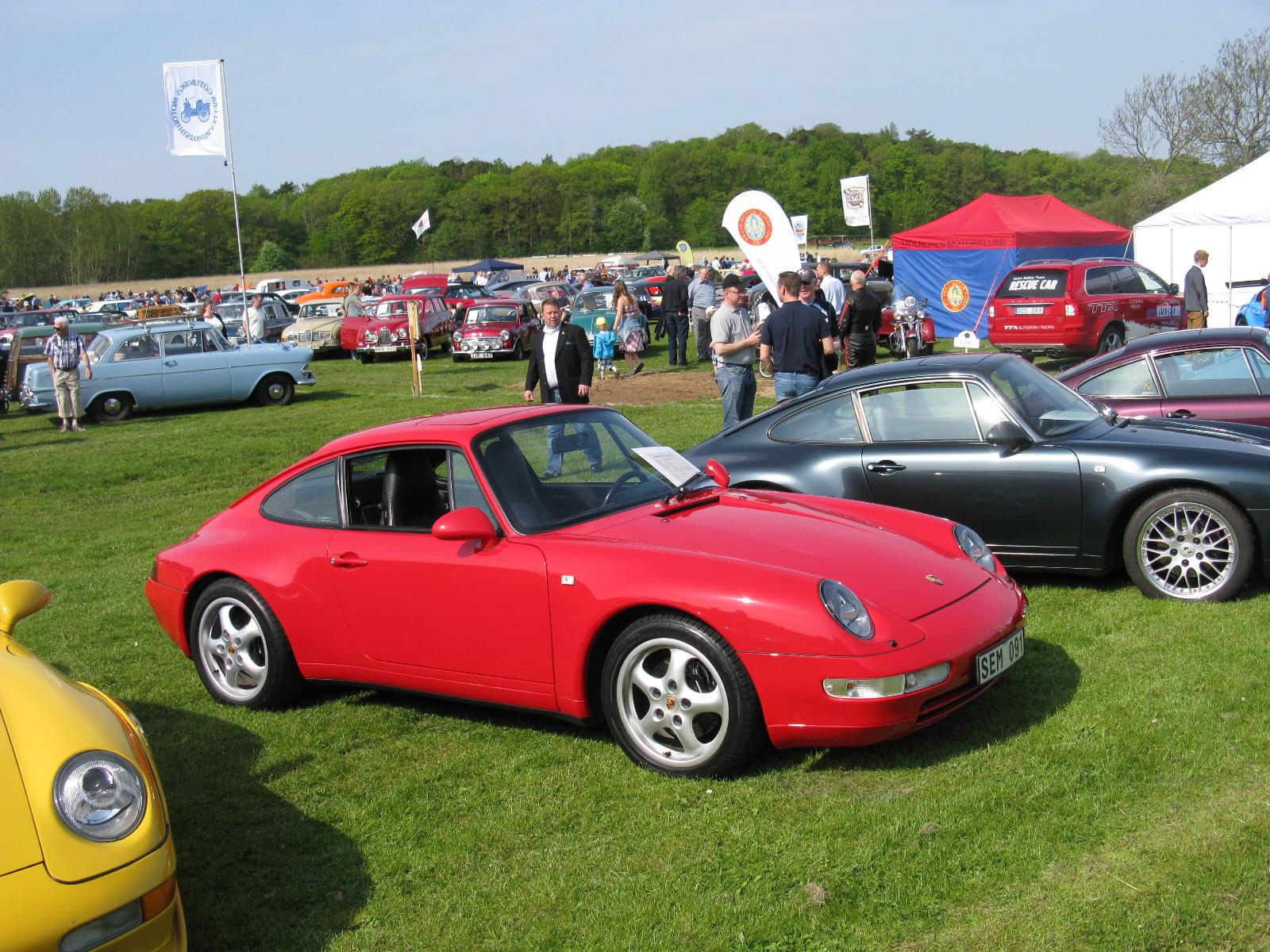 Porsche 911 (993): Parte I
