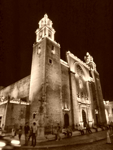 Catedral HDR Sepia