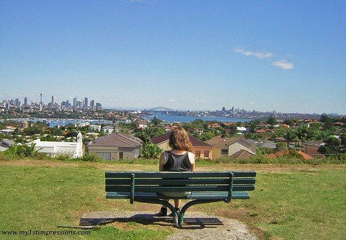 My_1st_impressions_Sydney_on_a_bench | by My 1st impressions