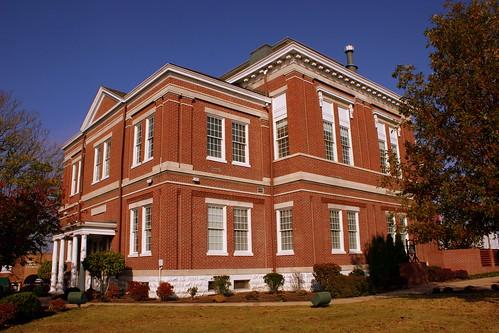 covington tn tennessee tiptoncounty courthouse countycourthouse 1889 bmok