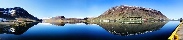 Skutulsfjörður / Westfjords / Iceland