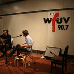Fri, 08/05/2009 - 12:22pm - Phoenix perform in Studio A on WFUV.[5/8/09]