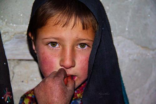Siddiqa Ali,Arandu village ,Karakoram,Pakistan