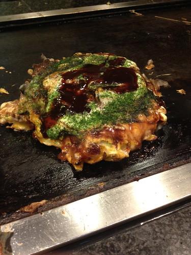 Okonomiyaki :D   by kalleboo