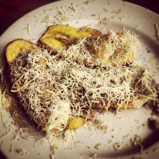 Pisang Goreng Keju Fried Banana With Cheese Azmanjumat