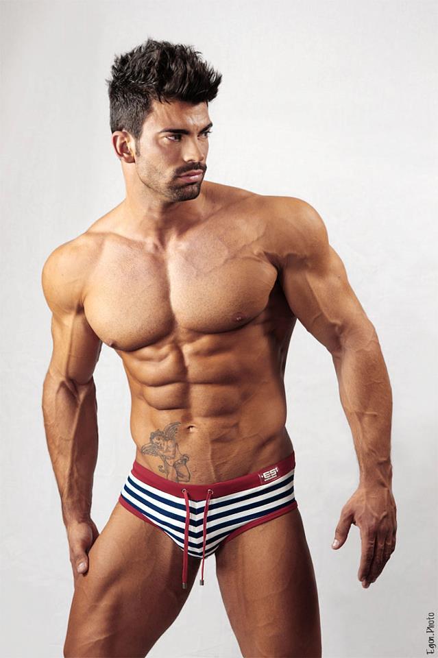 Sergi Constance. El Hombre Perfecto. Egon photo 09. Naked