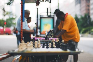 Chess   by vonderauvisuals