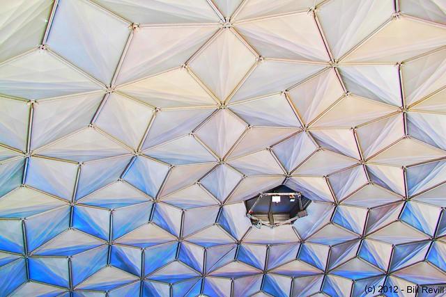 dome interior, Warwick RI
